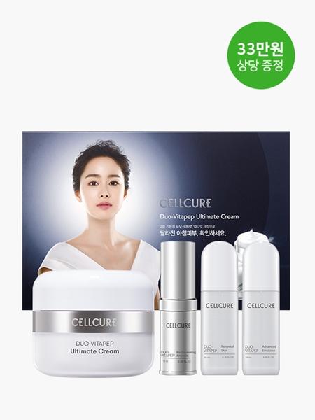[셀큐어3주년]듀오비타펩얼티밋크림세트_2019김태희에디션