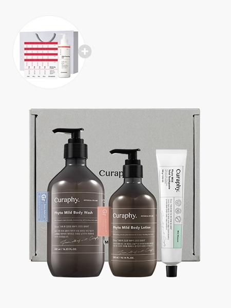 피토 마일드 바디케어세트(+클렌징젤,시카크림,쇼핑백증정)