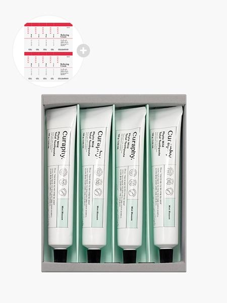피토마일드 토탈치약세트 100gx4개(+시카크림추가증정)