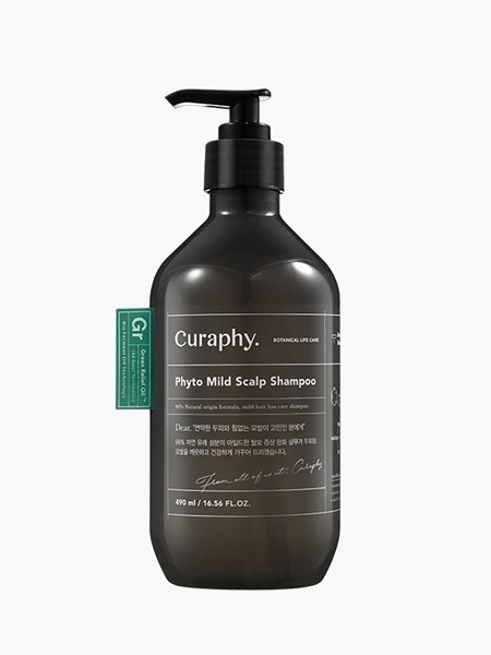 Phyto Mild Scalp Shampoo 490ml