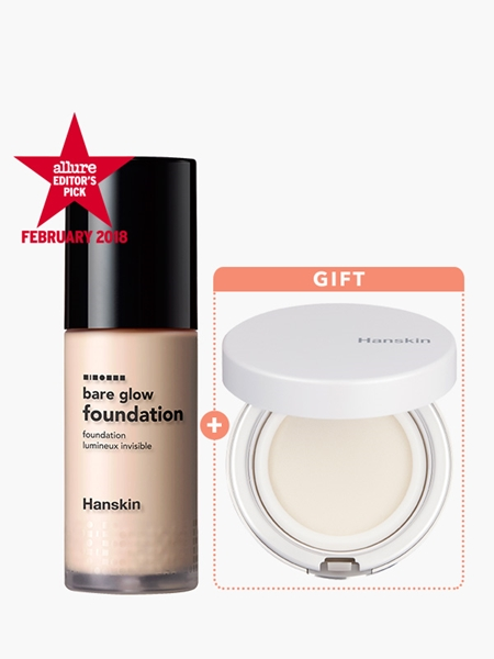 Bare Glow Foundation SPF35 PA++
